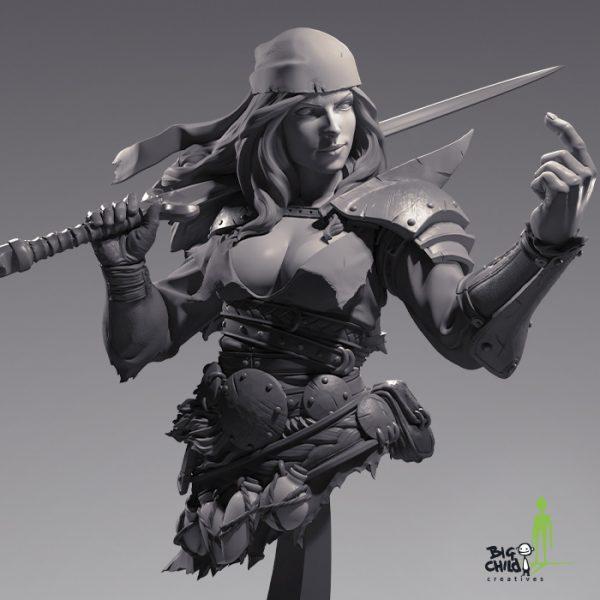 bigchild-creatives-songs-of-war-alaana-the-blody-blade-bust-busto (6)