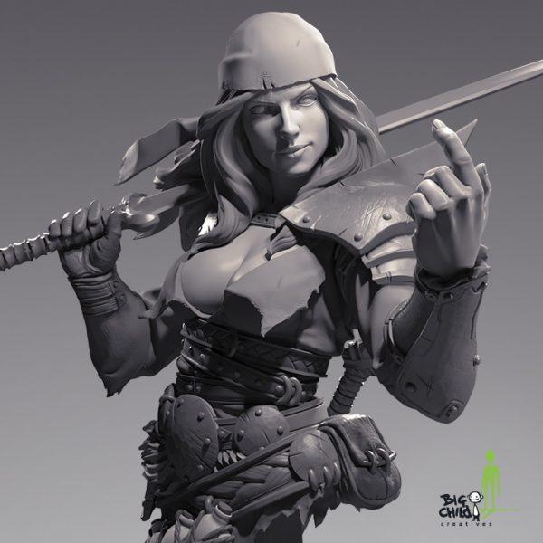 bigchild-creatives-songs-of-war-alaana-the-blody-blade-bust-busto (7)